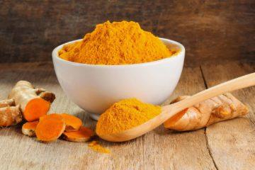 Bienfait du curcuma antioxydant