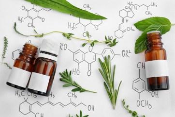 biochimie molécules aromatiques naturelles