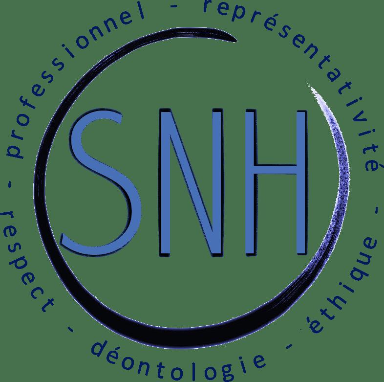 logo syndicat nationl des hypnothérapeute